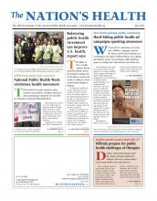 The Nation's Health: 42 (5)