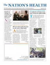 The Nation's Health: 42 (7)