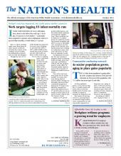 The Nation's Health: 43 (8)