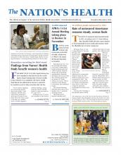 The Nation's Health: 43 (9)