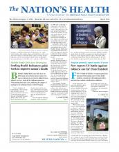 The Nation's Health: 44 (2)