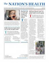 The Nation's Health: 44 (3)