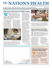 The Nation's Health: 45 (1)