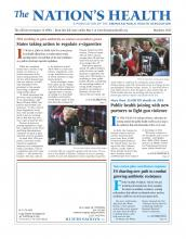 The Nation's Health: 45 (4)