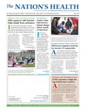 The Nation's Health: 45 (5)