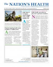 The Nation's Health: 45 (7)