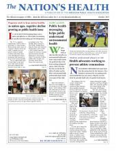 The Nation's Health: 45 (8)