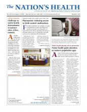 The Nation's Health: 46 (4)