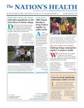 The Nation's Health: 46 (9)