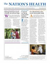 The Nation's Health: 47 (1)