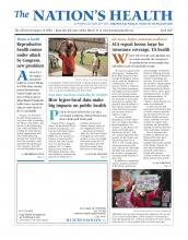 The Nation's Health: 47 (2)