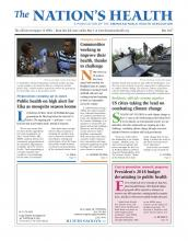 The Nation's Health: 47 (3)