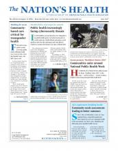 The Nation's Health: 47 (4)