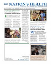 The Nation's Health: 47 (7)