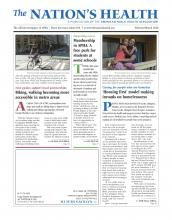 The Nation's Health: 48 (1)