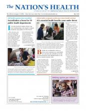 The Nation's Health: 48 (3)