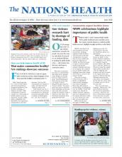 The Nation's Health: 48 (4)