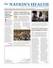 The Nation's Health: 48 (8)