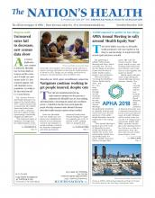 The Nation's Health: 48 (9)