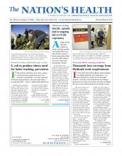 The Nation's Health: 49 (1)