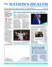 The Nation's Health: 49 (10)