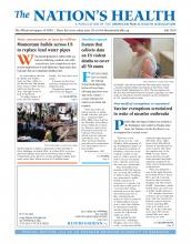The Nation's Health: 49 (5)