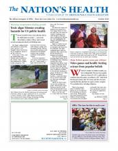 The Nation's Health: 49 (8)
