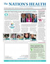 The Nation's Health: 50 (10)