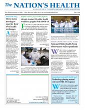 The Nation's Health: 50 (4)