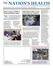 The Nation's Health: 51 (2)