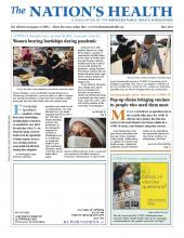 The Nation's Health: 51 (3)