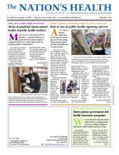The Nation's Health: 51 (7)