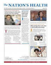 The Nation's Health: 42 (10)