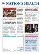 The Nation's Health: 42 (4)