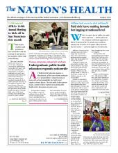The Nation's Health: 42 (8)