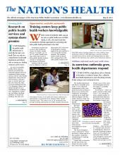 The Nation's Health: 43 (2)