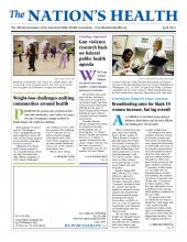 The Nation's Health: 43 (3)