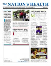 The Nation's Health: 43 (4)