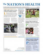 The Nation's Health: 43 (5)