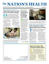 The Nation's Health: 43 (6)
