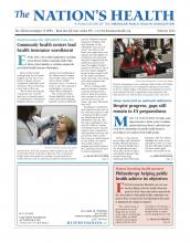 The Nation's Health: 44 (1)