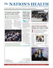 The Nation's Health: 44 (10)