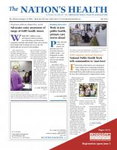 The Nation's Health: 44 (5)