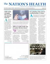 The Nation's Health: 44 (6)