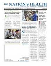 The Nation's Health: 44 (8)