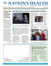 The Nation's Health: 45 (10)