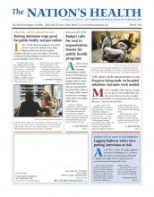The Nation's Health: 45 (2)
