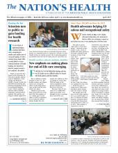 The Nation's Health: 45 (3)