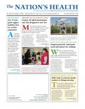 The Nation's Health: 45 (9)