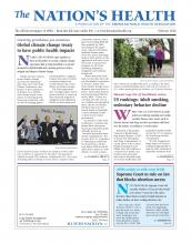 The Nation's Health: 46 (1)